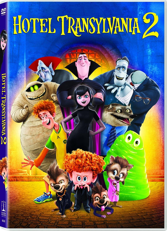 Hotel Transylvania 2 Adam Sandler Andy Samberg Amazon Com Mx