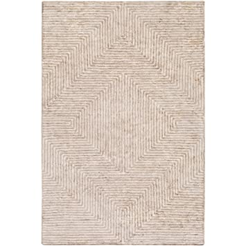 Amazon Com Surya Quartz 4 X 6 Area Rug Beige Kitchen Dining