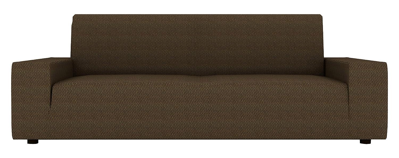 Eiffel Textile Kivik Designer Sofa Cover 3Seater 150 x 195 x 2 cm Black Brands Products FS0364