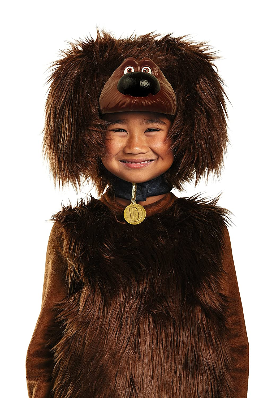 Medium//7-8 Disguise Costumes Duke Deluxe The Secret Life of Pets Universal Costume