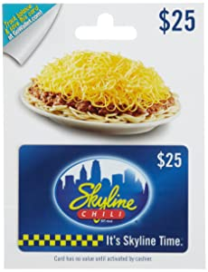 Skyline Chili Gift Card