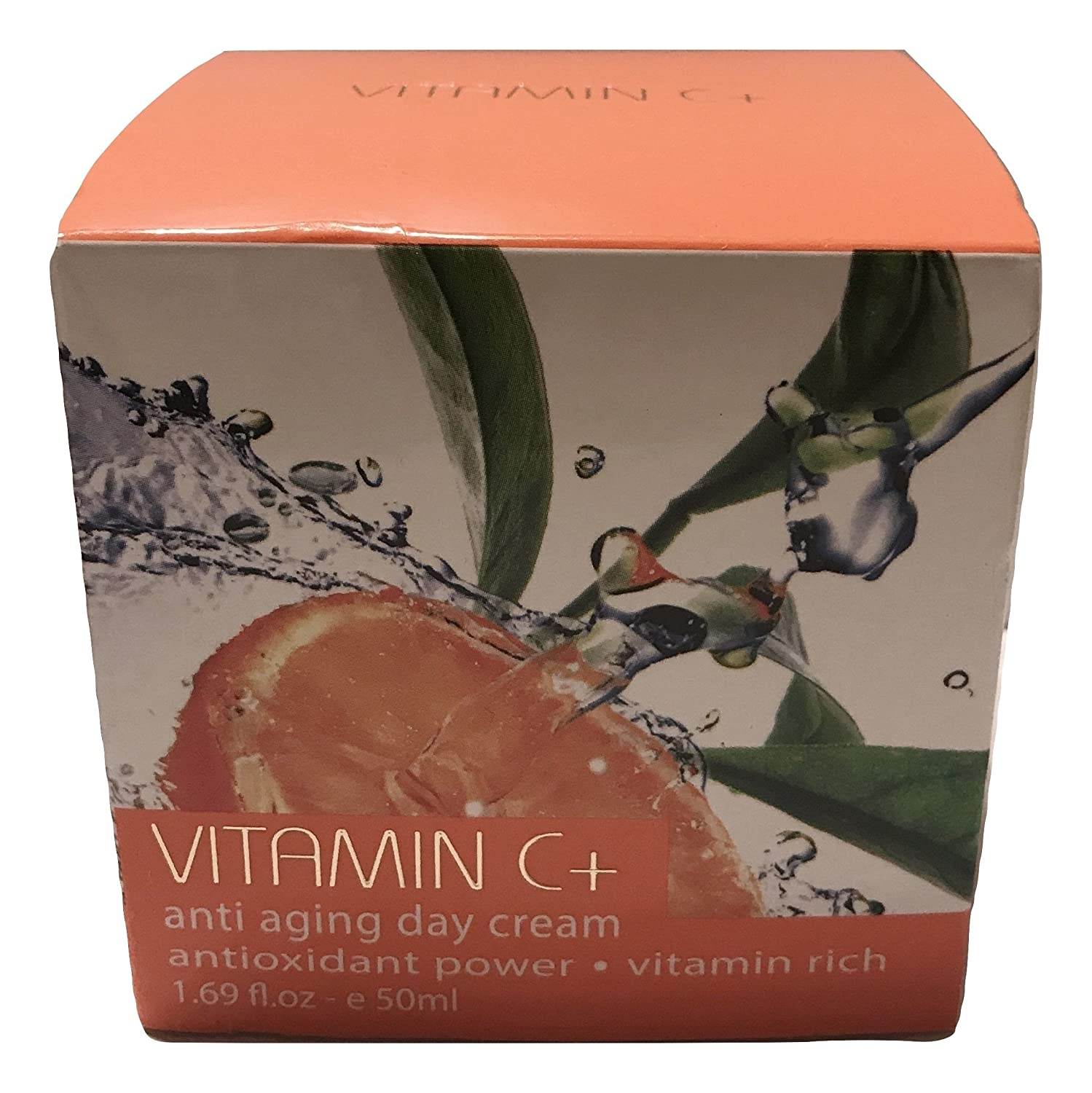 Crystalline Vitamin C+ Anti Aging Day Cream, 1.69 fl. oz.