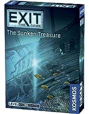 Thames & Kosmos 694050 Exit: The Sunken Treasure