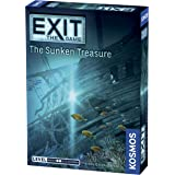 Thames & Kosmos Exit The Game The Sunken Treasure Family Card Games