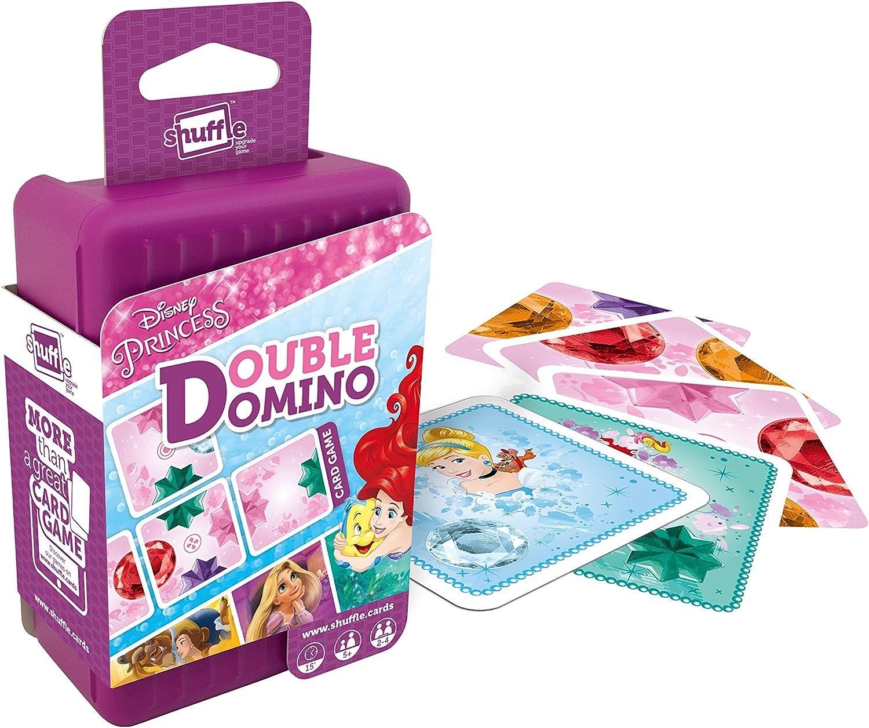 Shuffle 100229004 Princesa Doble Domino , color/modelo surtido: Amazon.es: Juguetes y juegos