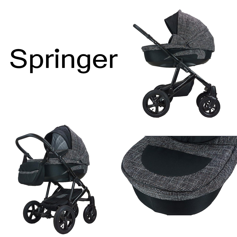 Springer Kinderwagen Test