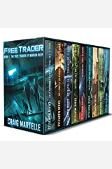 Free Trader Complete Omnibus - Books 1-9: A Cat and his Human Minions Kindle Edition
