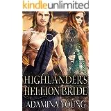Highlander's Hellion Bride: A Scottish Medieval Historical Romance (Highlands' Deceptive Lovers Book 3)