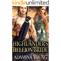 Highlander's Hellion Bride: A Scottish Medieval Historical Romance