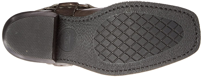 FRYE Women's 12R B(M) Harness Boot B00R54W1JM 6.5 B(M) 12R US|Smoke Washed Oiled Vintage-77298 22f9aa