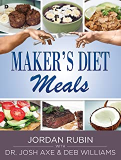 the maker s diet the 40 day health experience that will change your