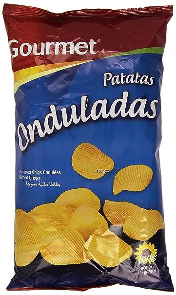 Gourmet - Patatas onduladas - 170 g