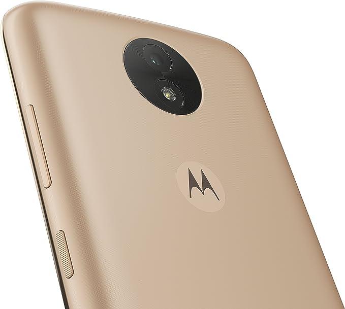 Lenovo Moto C Plus Gold SIM Doble 4G 16GB Oro: Amazon.es: Electrónica