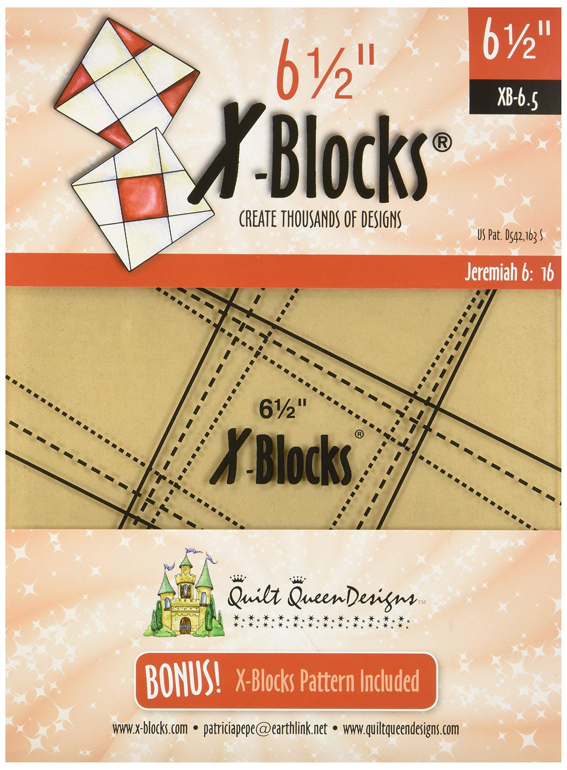 X-Block 65XB Rotary Cutting Tool, 6-1/2-Inch