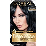 L'Oreal Paris Superior Preference Fade-Defying Color + Shine System, 2BL Black Sapphire (Packaging May Vary)