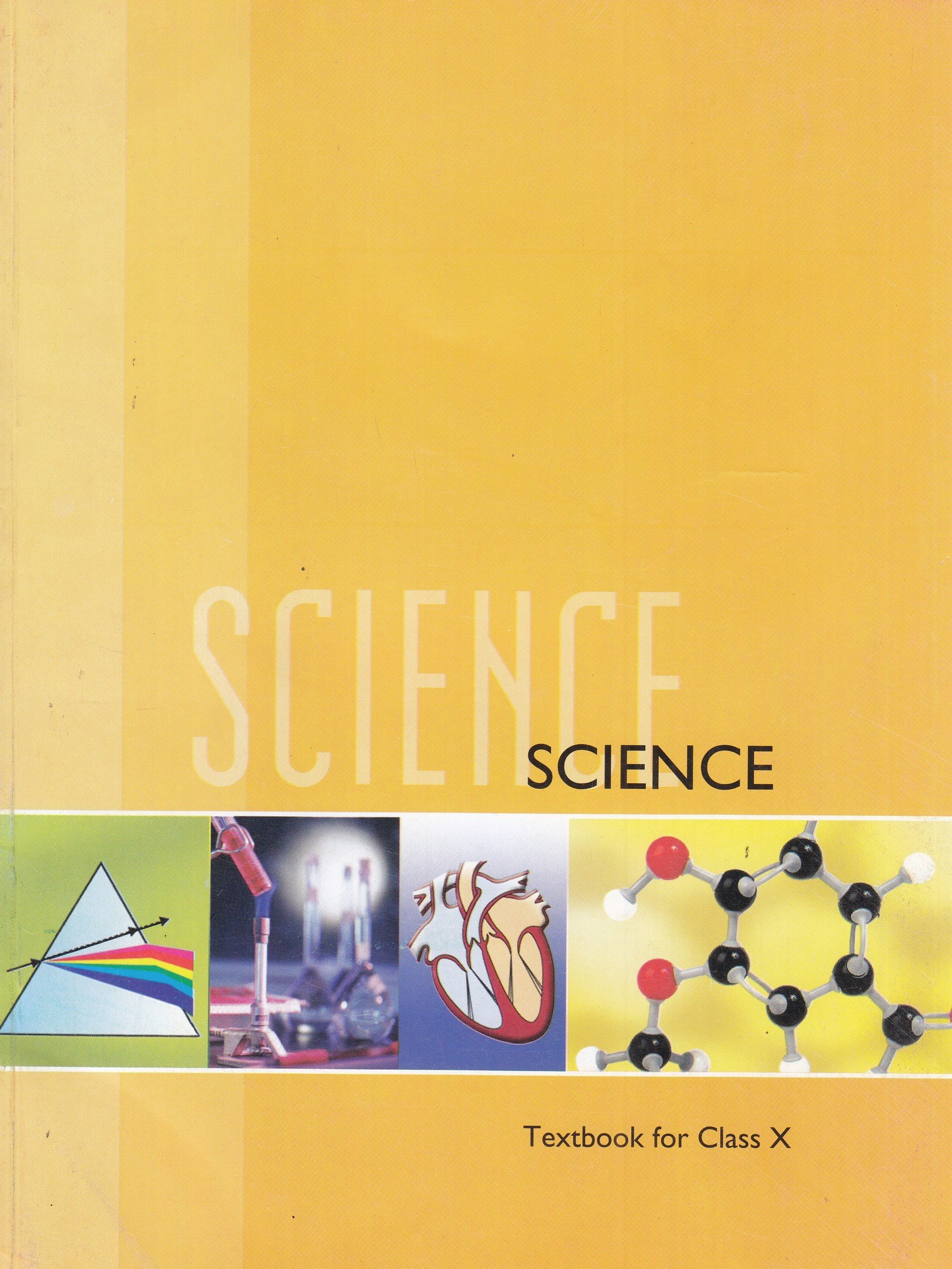 Science Textbook for Class 10- 1064: Amazon in: NCERT: Books