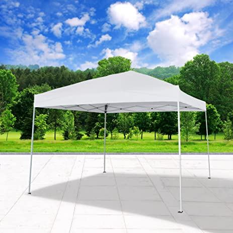 Cloud Mountain Pop Up Canopy Tent 118u0026quot; x 118u0026quot; UV Coated Outdoor Garden Instant & Amazon.com: Cloud Mountain Pop Up Canopy Tent 118