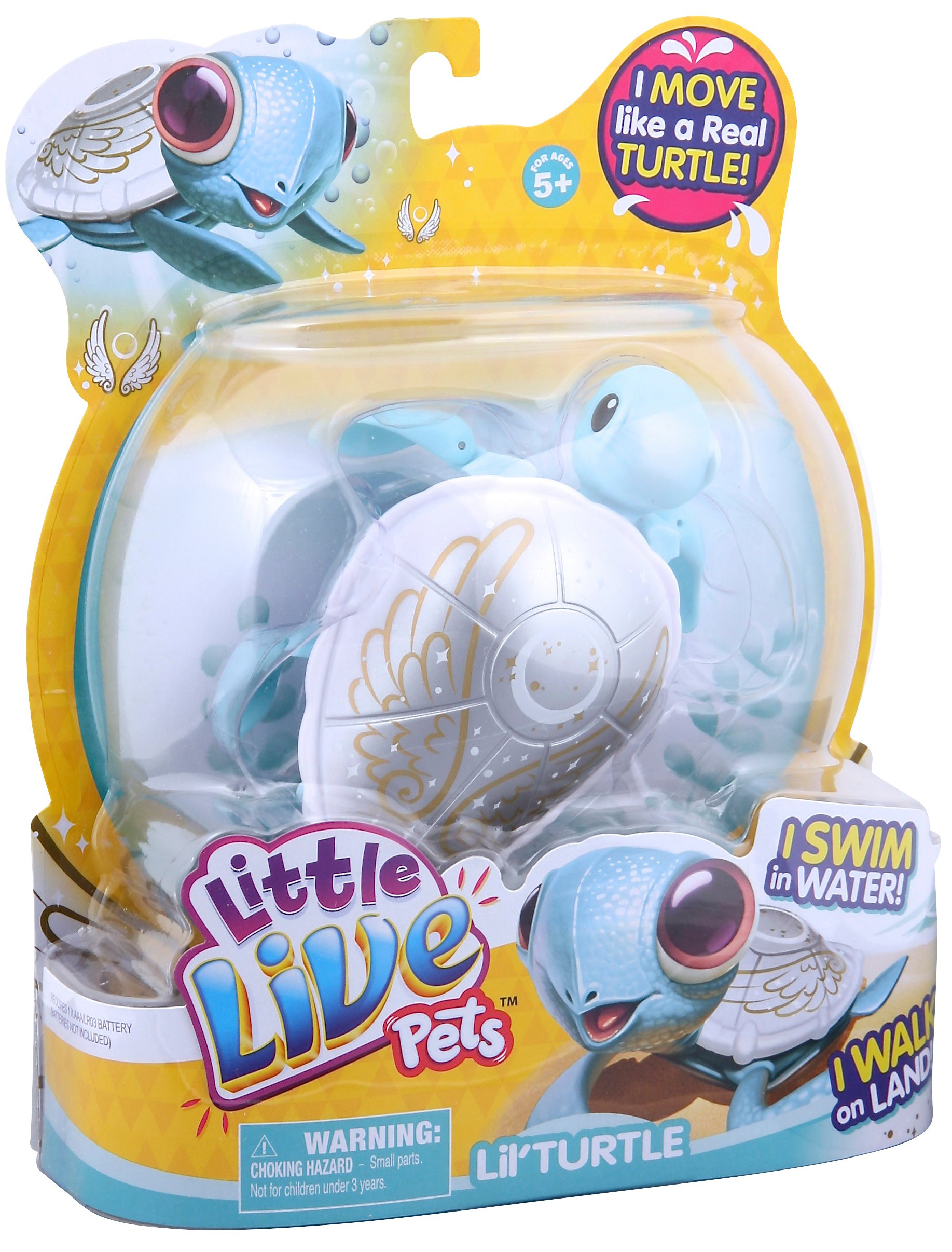 Little Live Pets Turtle - Pearly by Little Live Pets (Image #3)