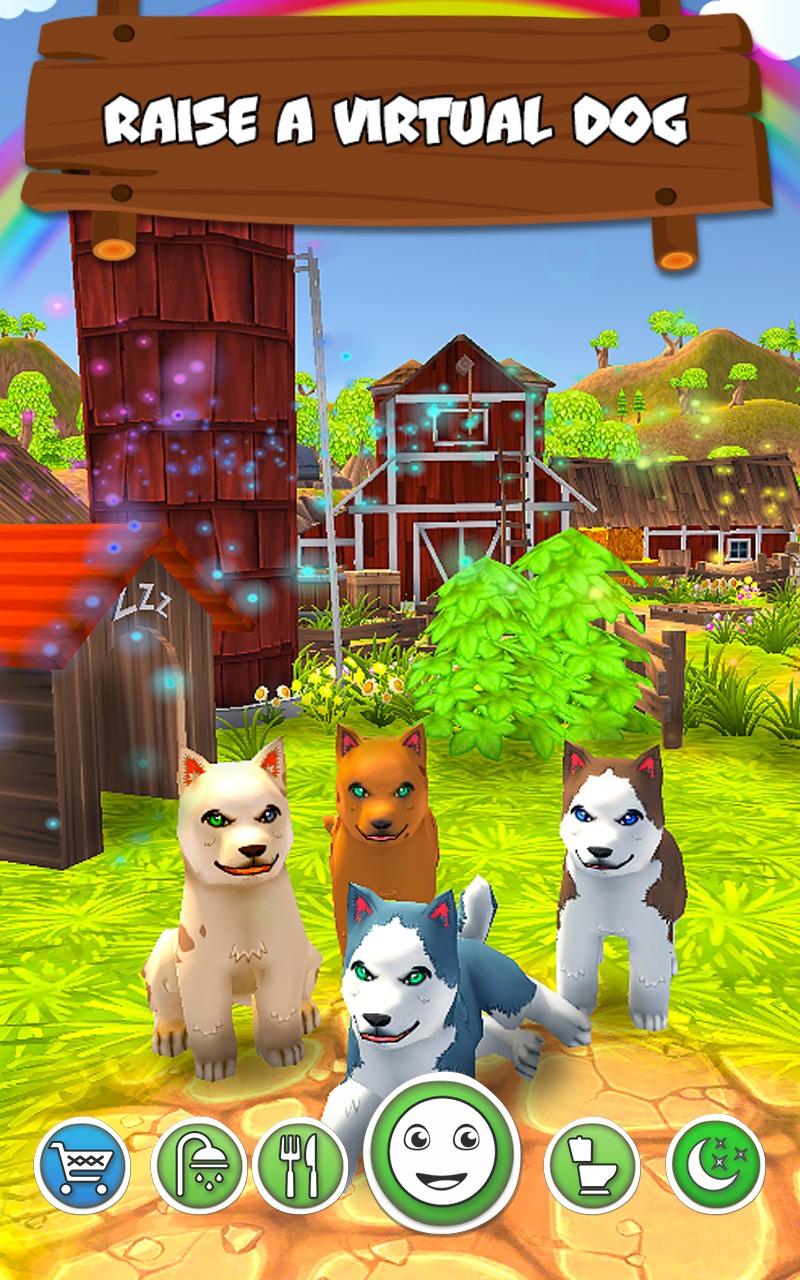 Amazon My Little Virtual Dog Appstore For Android