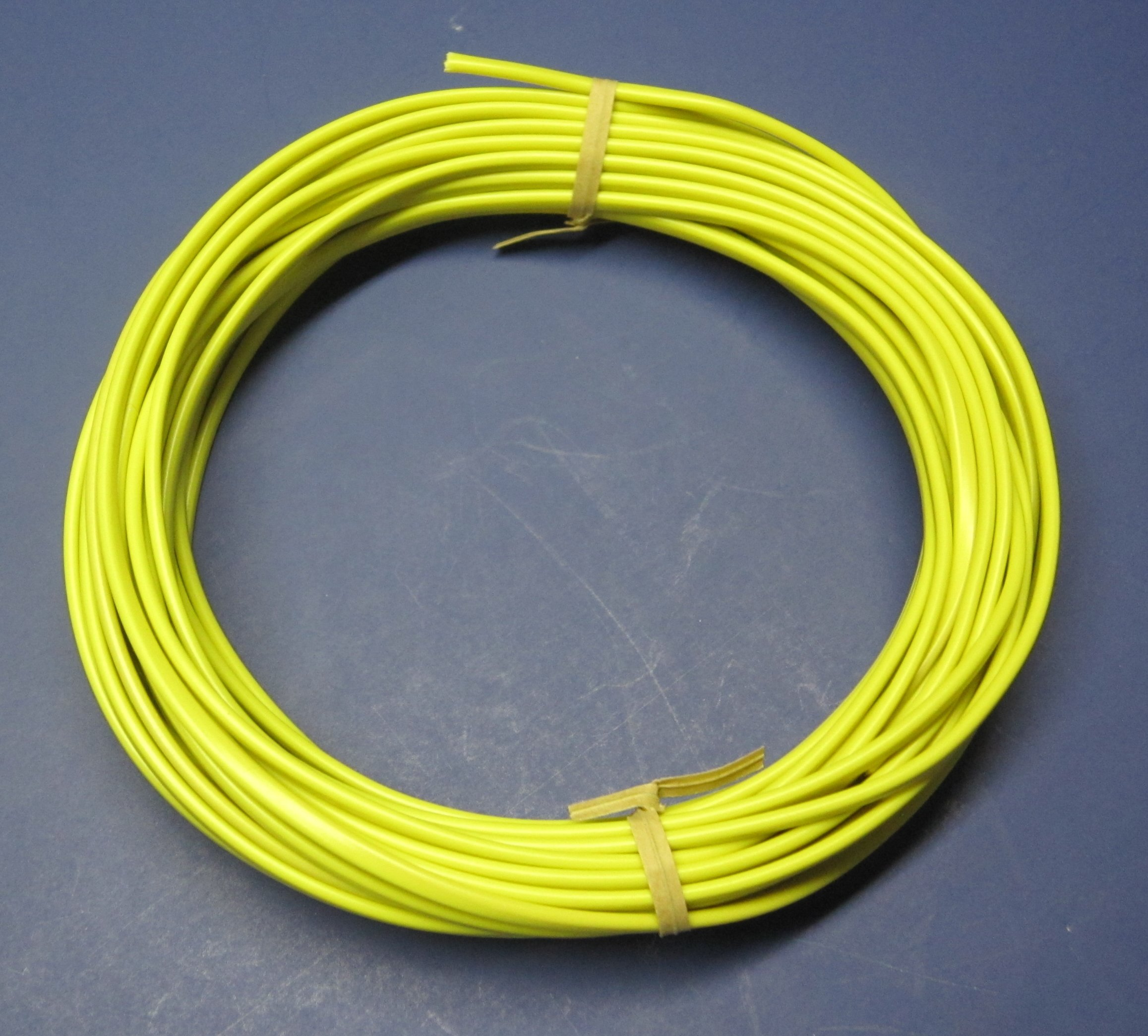 K-type Thermocouple Wire AWG 24 solid w. PVC insulation - 10 yard roll