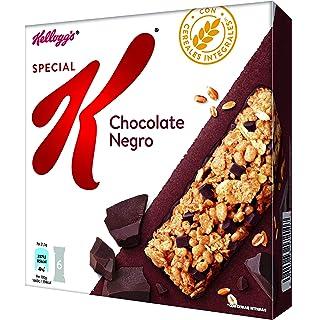 Kelloggs Special K Frutos Rojos Barritas - Paquetes de 6 x 21,5 g - Total: 129 g: Amazon.es: Alimentación y bebidas