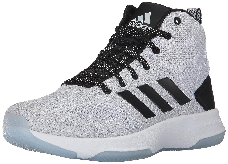adidas Men's Cf Ignition Mid Basketball Shoe B01NCFFP3L 11.5 D(M) US|White/Black/Grey One