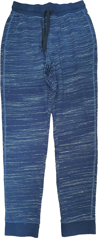 George Blue Cove Heather Jogger Knit Pants