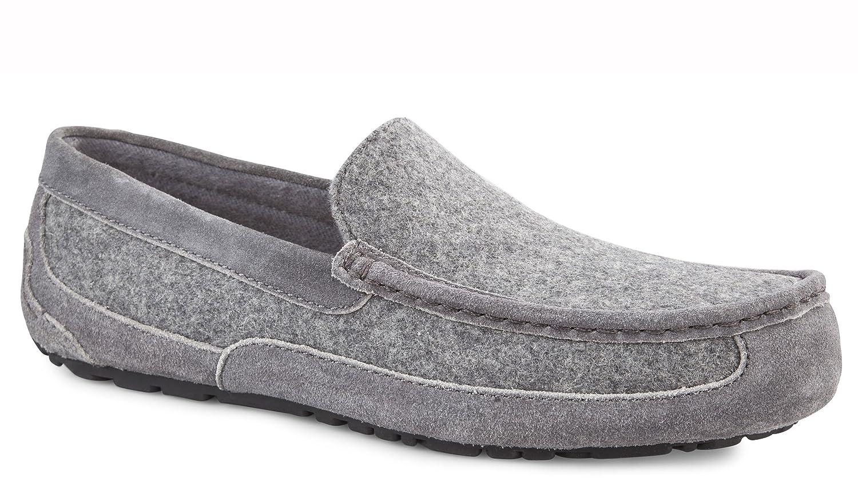 c8c6f9acc97 UGG Australia Alder Wool Mens Slippers 11.0 Metal: Amazon.ca: Shoes ...