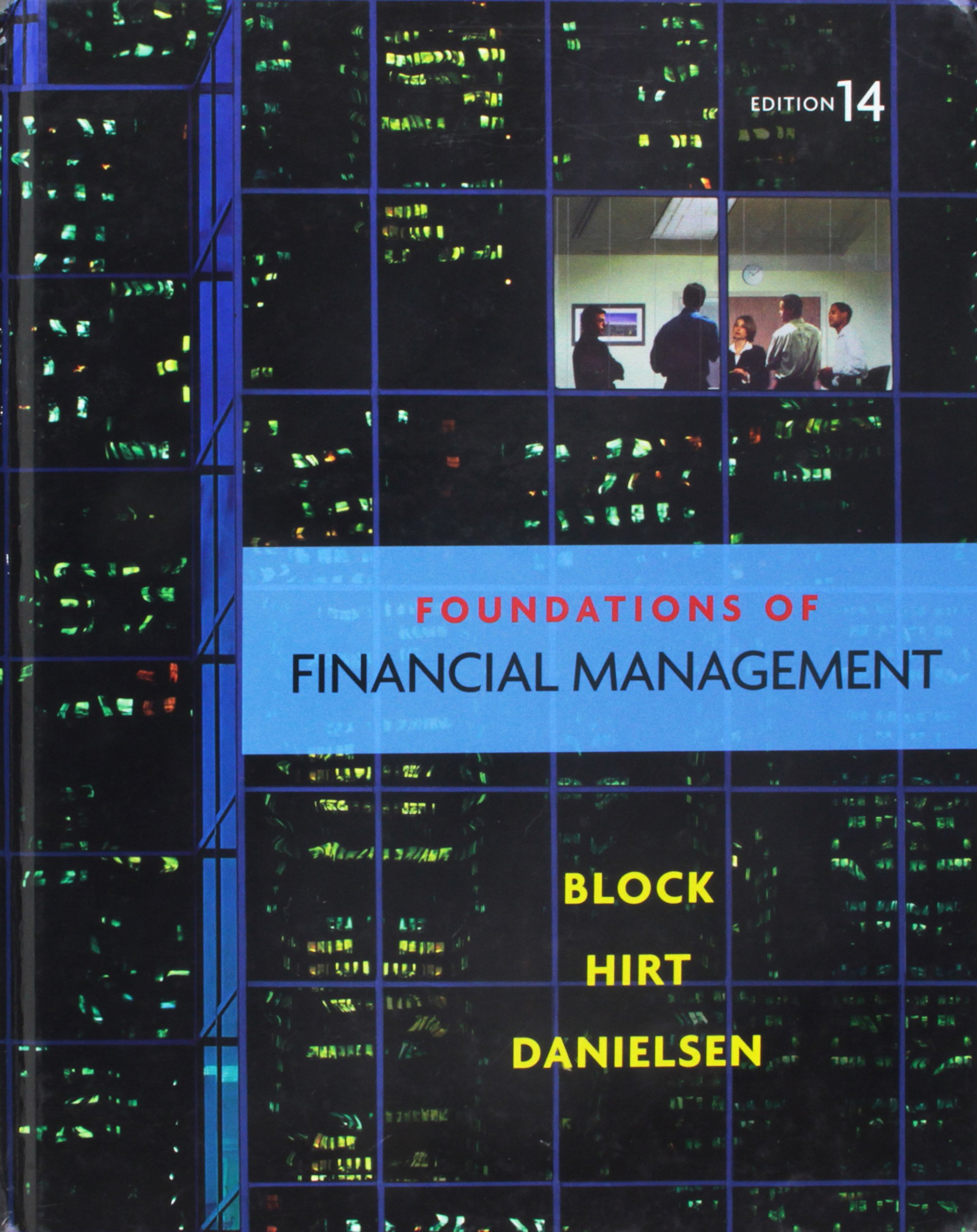 solutions to financial management 14th edition