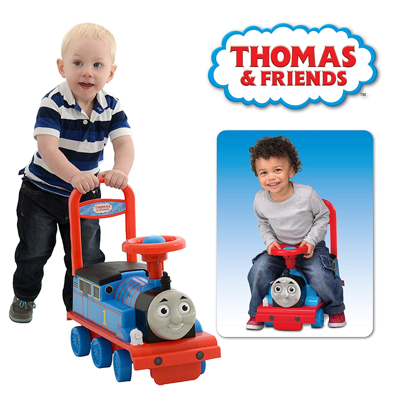Thomas & Friends Engine Ride Amazon Toys & Games