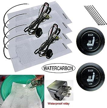 Kit de recouvrement de coussin chauffant pour commutateur de chauffage de