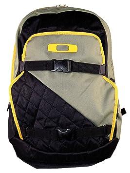 Oakley Hombre STREETMAN 2.0 mochila para portátil Negro de oliva ...