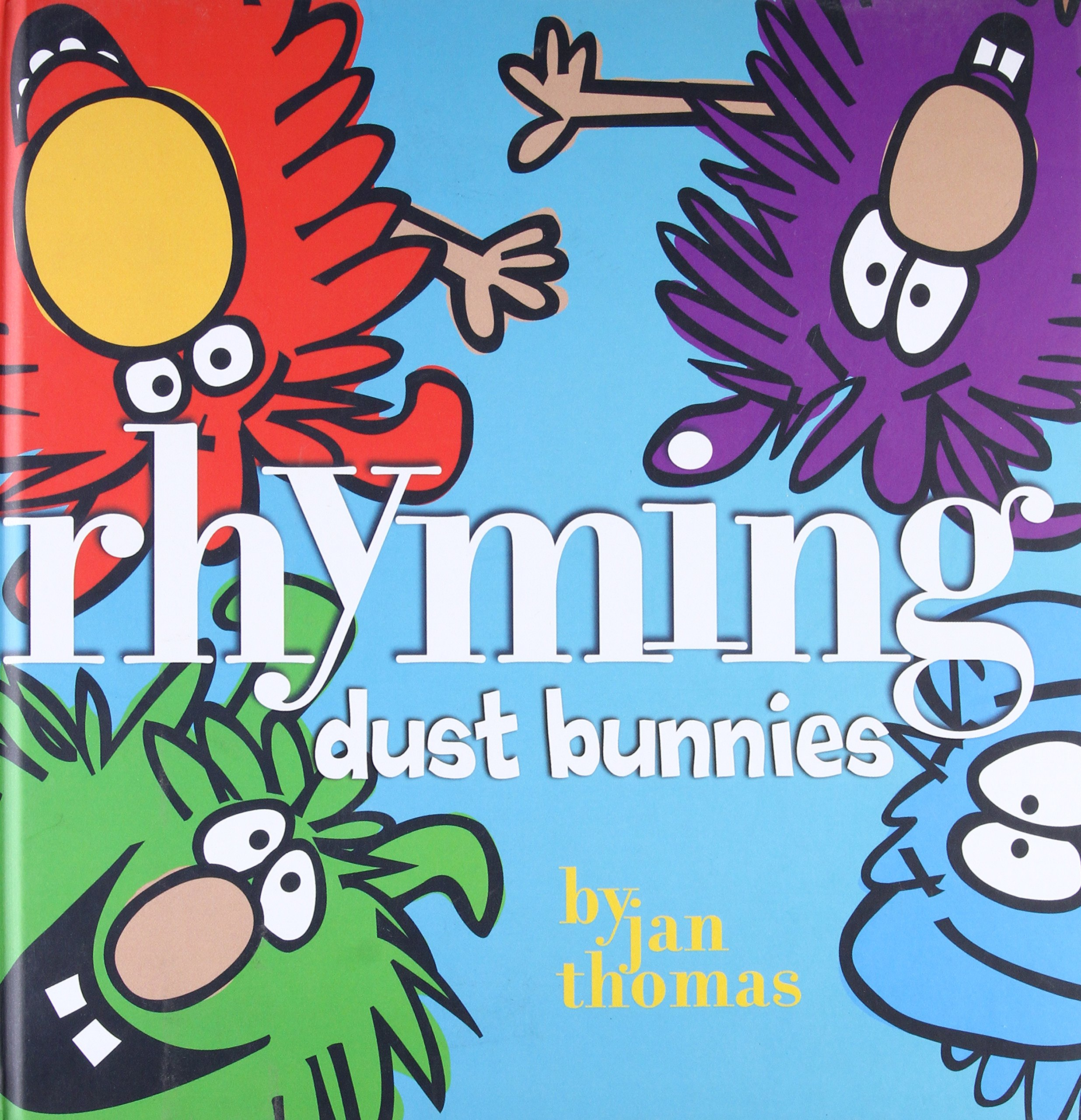 Rhyming Dust Bunnies PDF