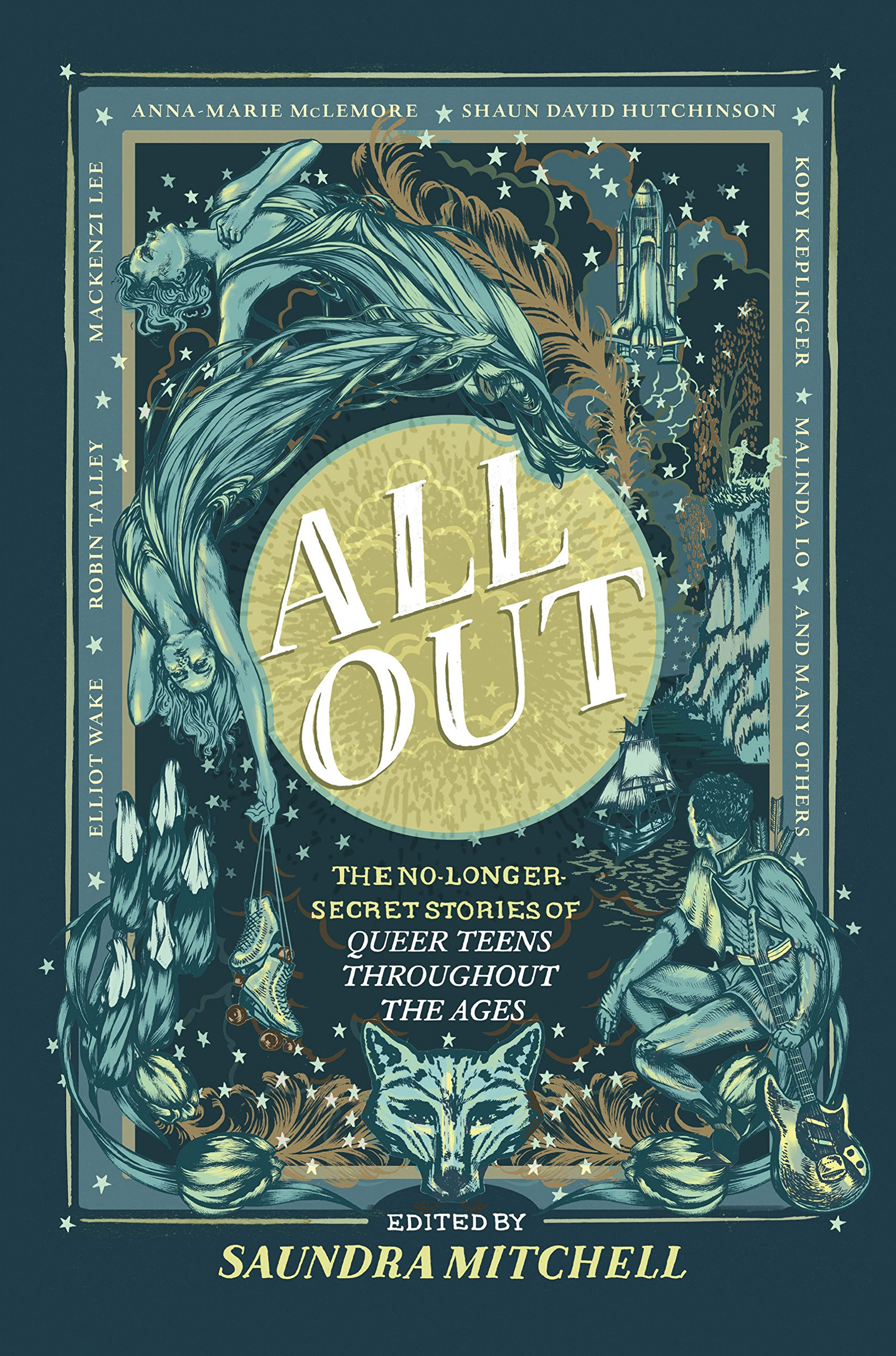 All Out: The No-Longer-Secret Stories of Queer Teens ...