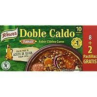 Knorr Doble Caldo en Pastilla de Carne