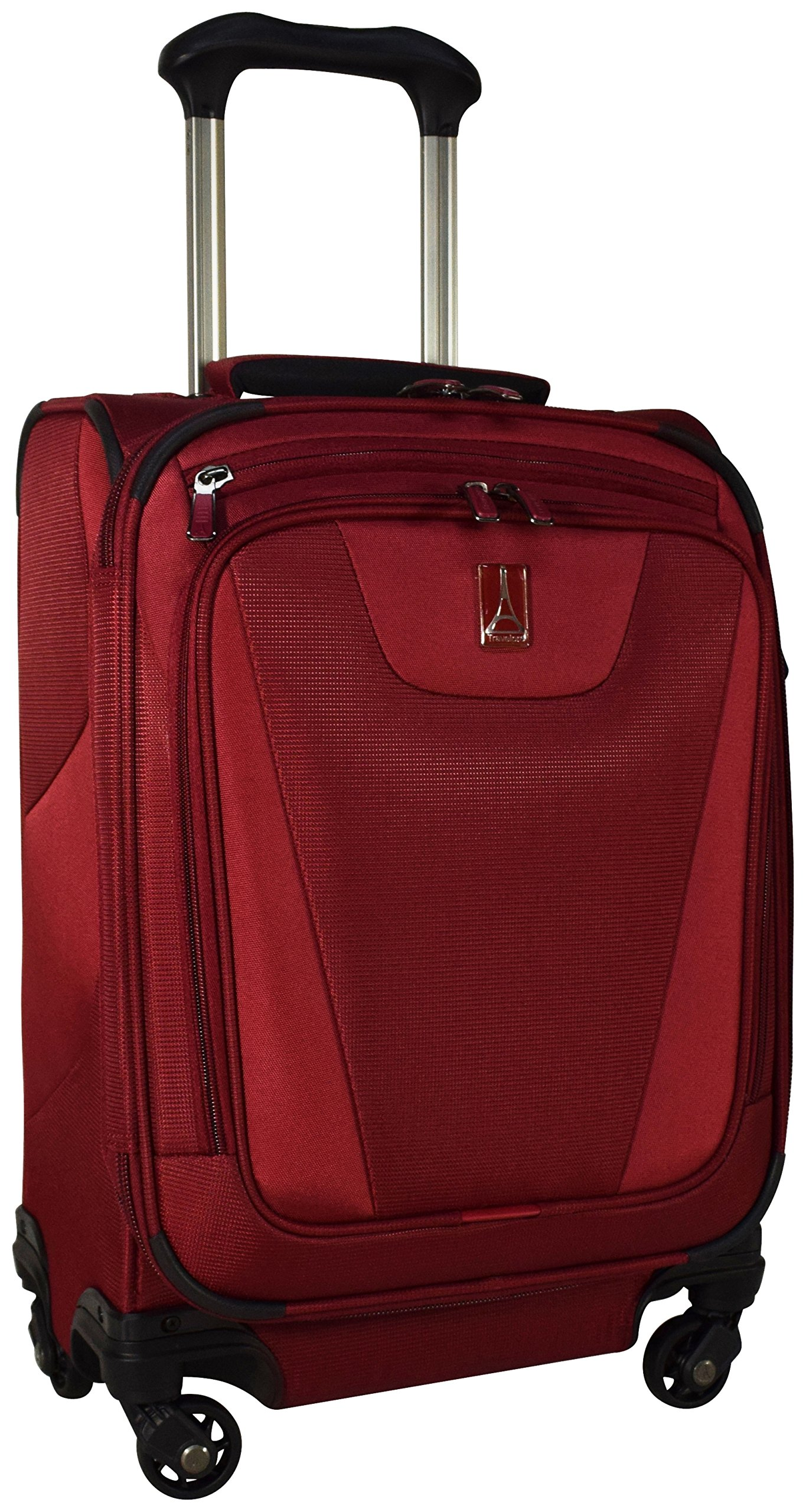 Travelpro Maxlite 4 Expandable 21 Inch Spinner Suitcase (Merlot)