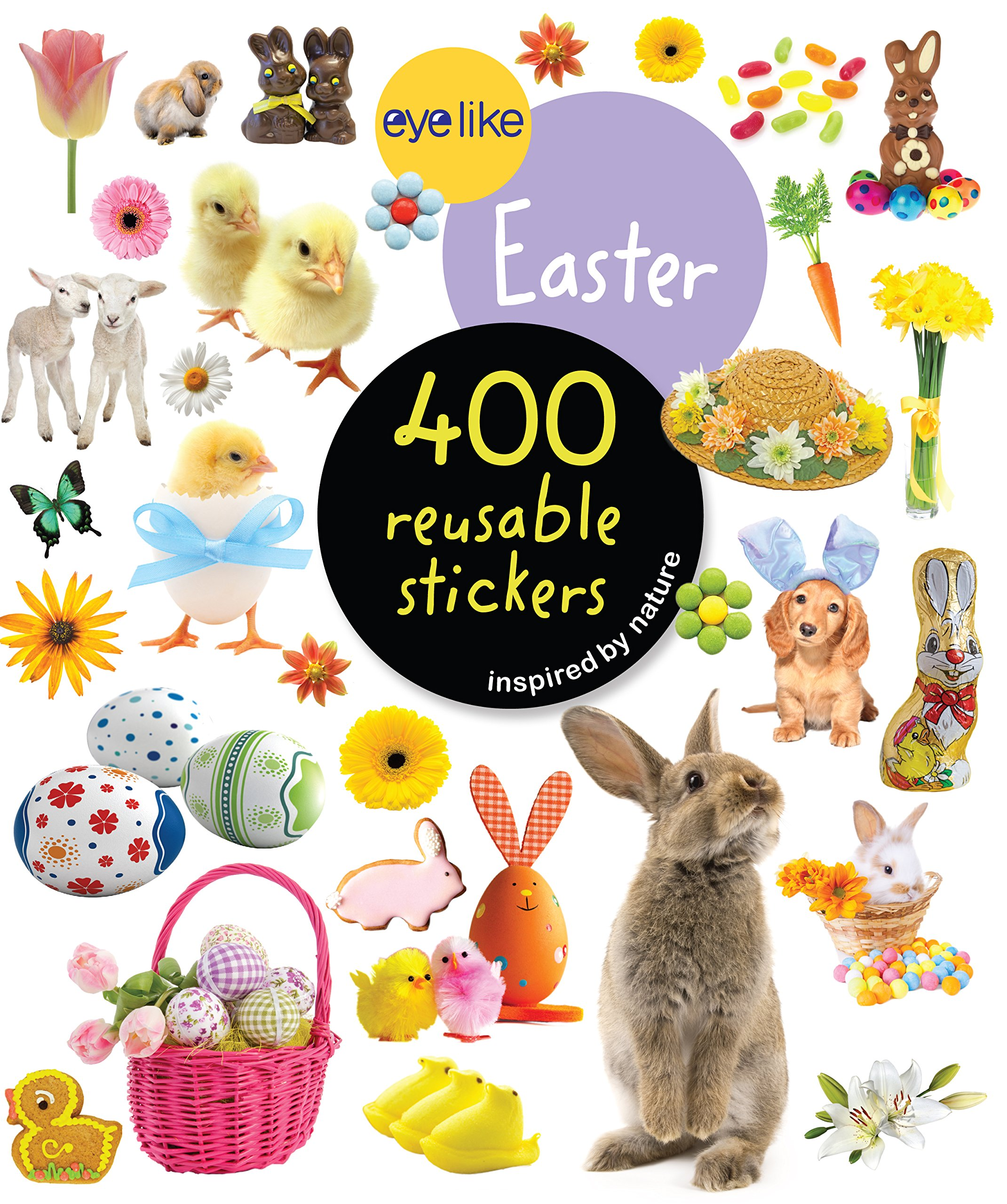 EyeLike Stickers: Easter por Workman Publishing
