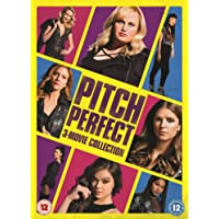 Pitch Perfect 3-Movie Boxset (DVD) [2018]
