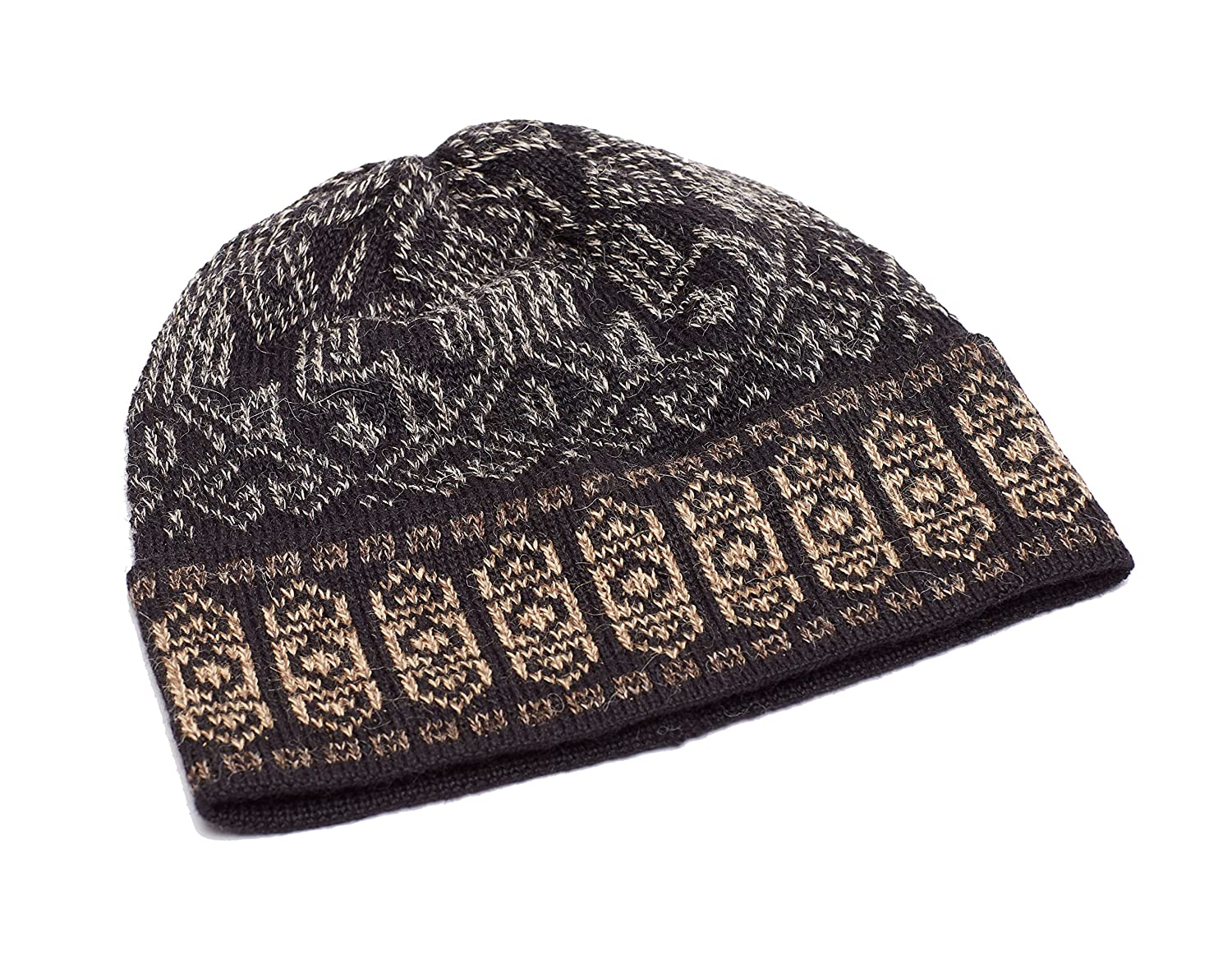 Amazon.com  Invisible World Women s 100% Alpaca Wool Hat Knit Unisex Beanie  Graffiti  Clothing c3845758593