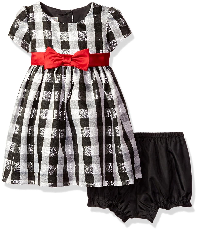 Amazon Marmellata Baby Girls Plaid Holiday Dress Multi 12