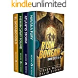 The Ryan Bodean Tropical Thriller Series: Books 0-3 (The Ryan Bodean Tropical Thriller Series Boxset Book 1)