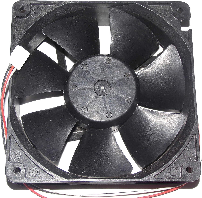 NMB 12012038mm 4715KL-07W-B39 48V 0.21A 3Wire Square Fan,Cooling Fan