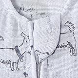 Halo 100% Cotton Muslin Sleepsack Wearable