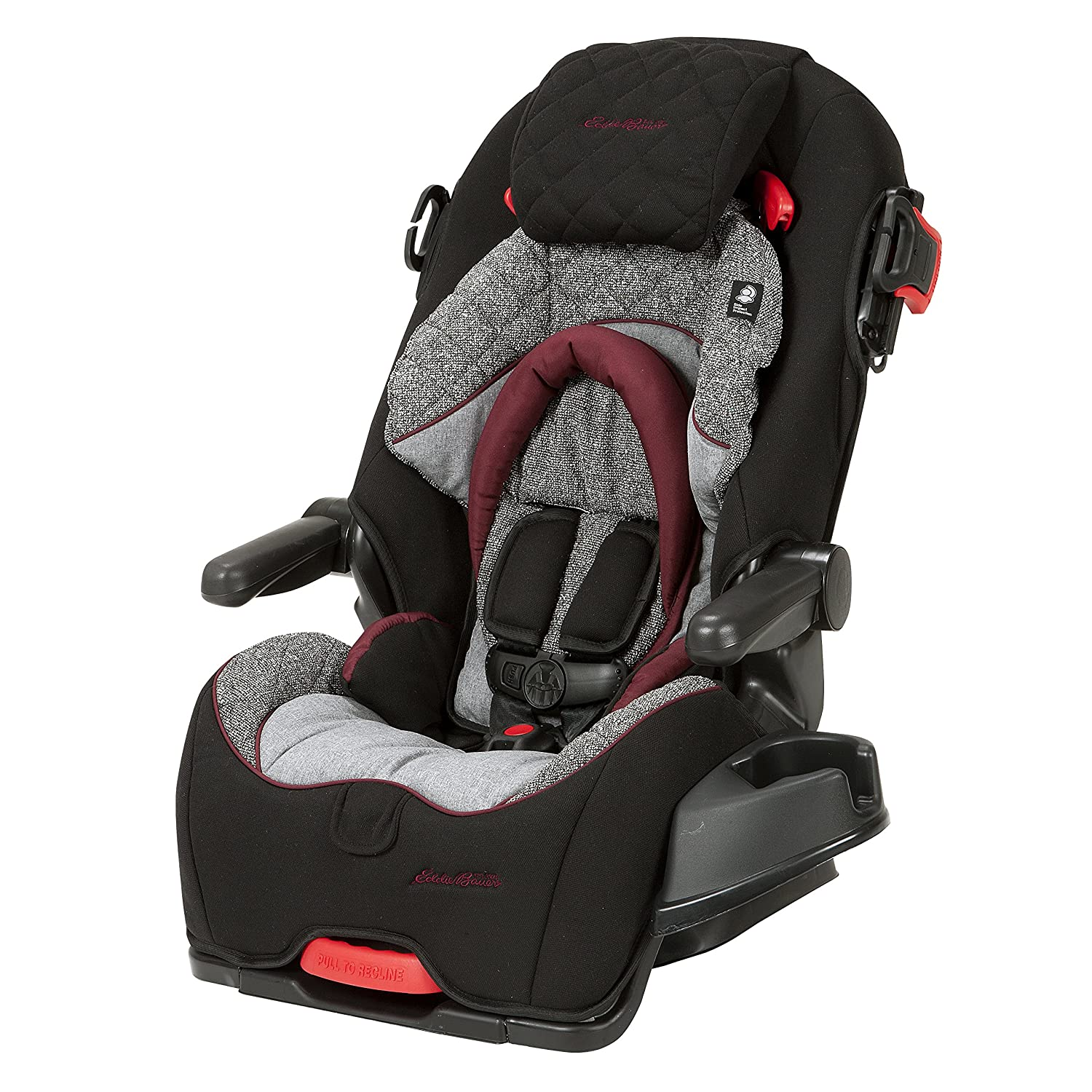 Amazon.com : Eddie Bauer Baby Deluxe 3-in-1 Convertible Car Seat ...