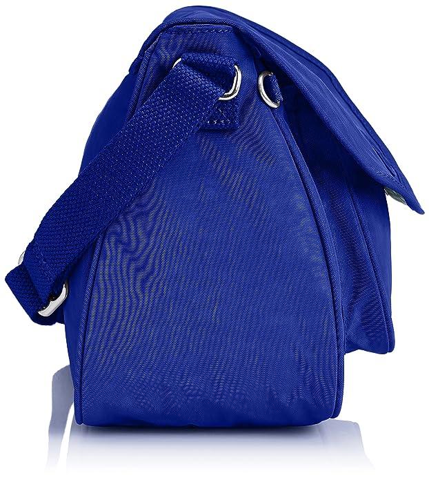 Kipling Sunita, Sac bandoulière Bleu (Ink), Taille Unique