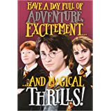 Harry Potter Magical Thrills Birthday Card