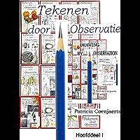 Tekenen door Observatie met Patricia Coenjaerts: Hoofd deel I Handleiding voor het potlood. Volume: 1-2-3.