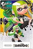 Nintendo Amiibo Ragazza Inkling, Verde Limetta - Splatoon Collection