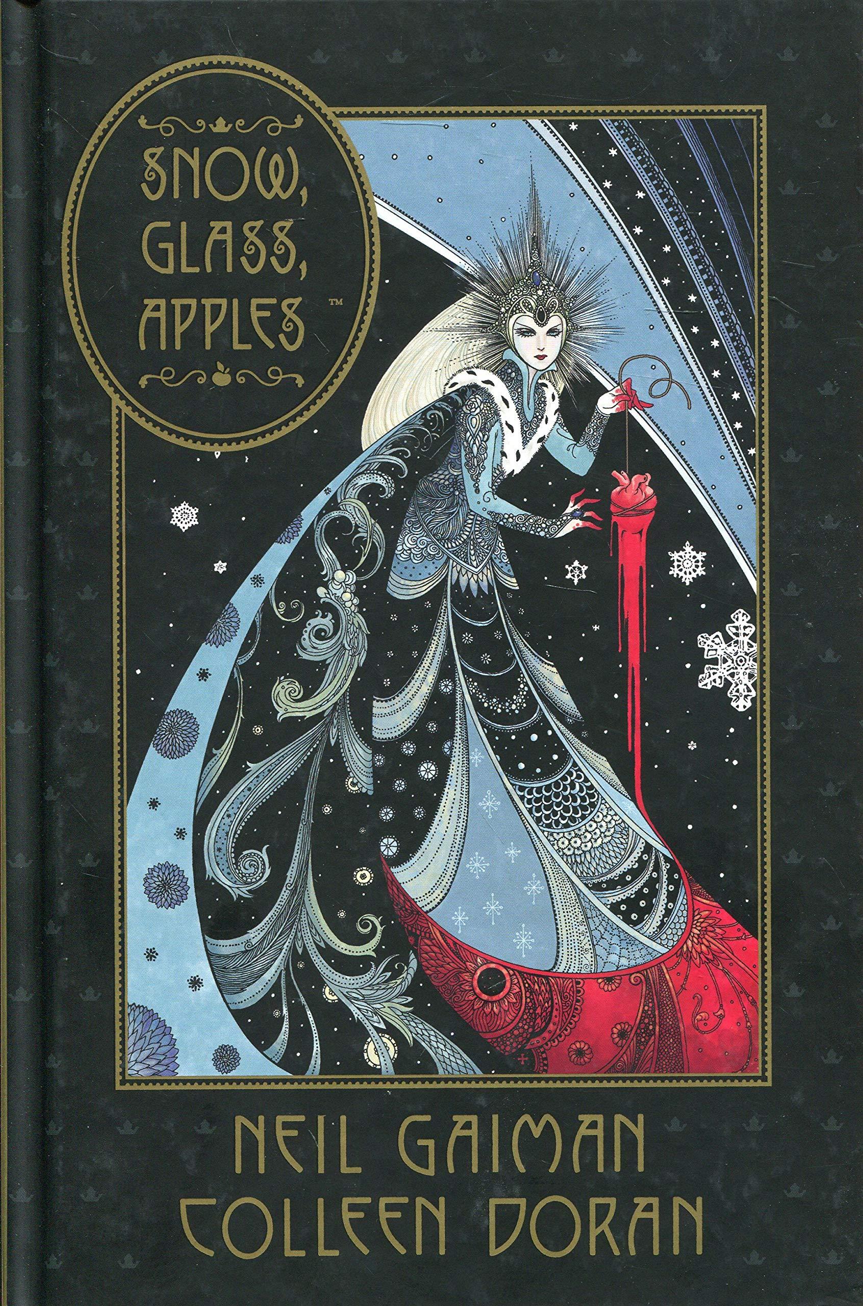 Amazon.com: Snow, Glass, Apples (9781472262912): Gaiman, Neil: Books