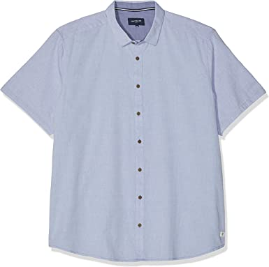 Tom Tailor Denim Camisa Casual para Hombre: Amazon.es: Ropa y accesorios